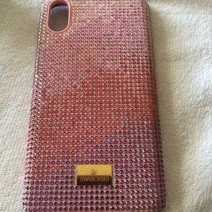 Swarovski iphone case